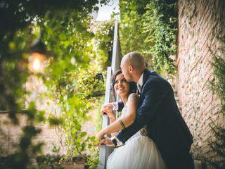 Le nozze di Chiara e Daniel