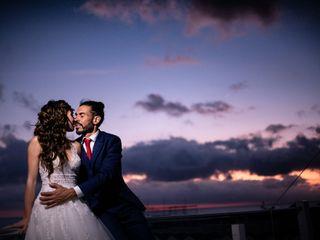 Le nozze di Valentino e Cinzia
