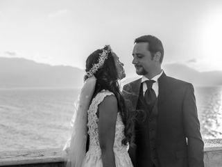 Le nozze di Shane e Alfonso