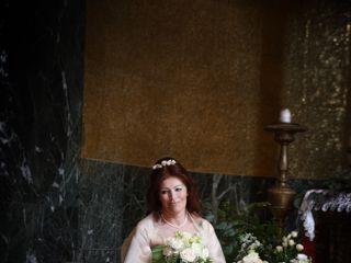 le nozze di Wilma e Ger 1