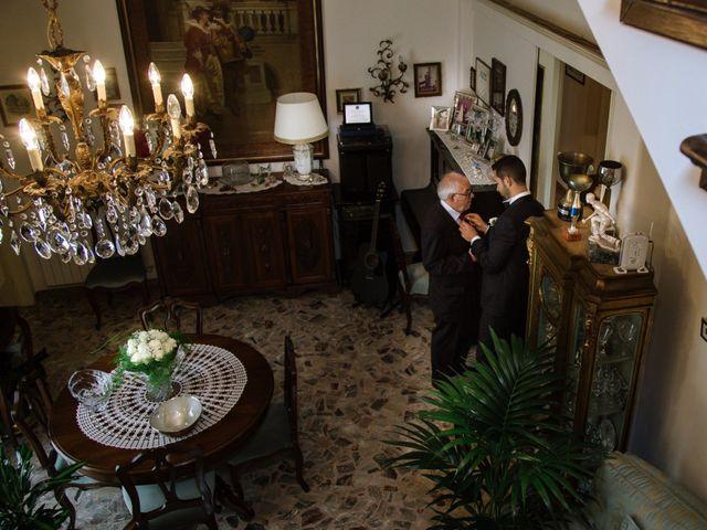 Il matrimonio di Ilario e Fiorella a San Pancrazio Salentino, Brindisi 3