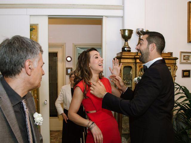 Il matrimonio di Ilario e Fiorella a San Pancrazio Salentino, Brindisi 4