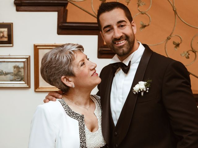 Il matrimonio di Ilario e Fiorella a San Pancrazio Salentino, Brindisi 5