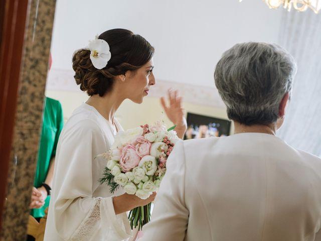 Il matrimonio di Ilario e Fiorella a San Pancrazio Salentino, Brindisi 12