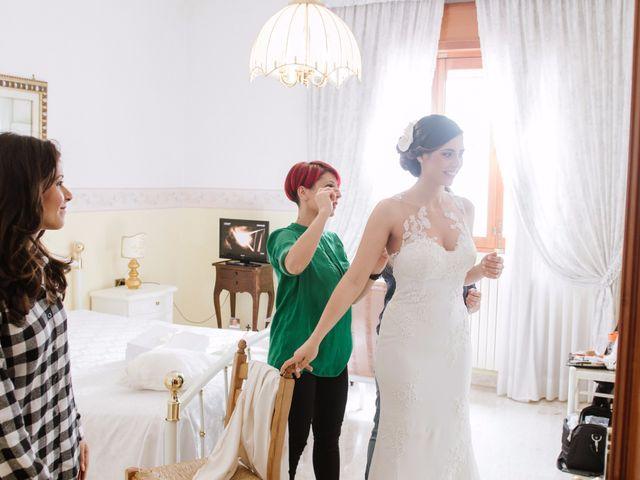 Il matrimonio di Ilario e Fiorella a San Pancrazio Salentino, Brindisi 14