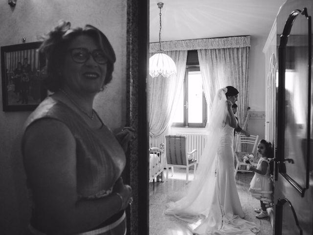 Il matrimonio di Ilario e Fiorella a San Pancrazio Salentino, Brindisi 17