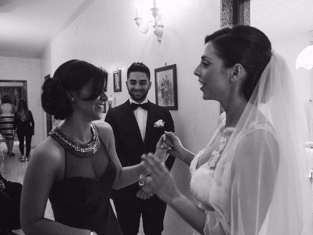 Il matrimonio di Ilario e Fiorella a San Pancrazio Salentino, Brindisi 18
