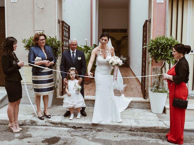 Il matrimonio di Ilario e Fiorella a San Pancrazio Salentino, Brindisi 20
