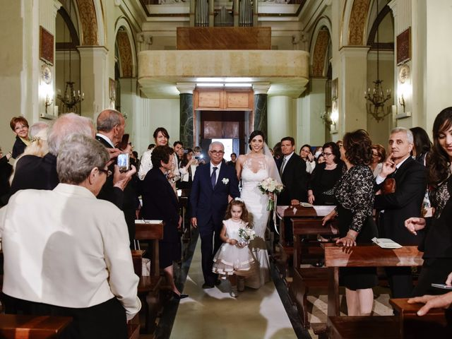 Il matrimonio di Ilario e Fiorella a San Pancrazio Salentino, Brindisi 23