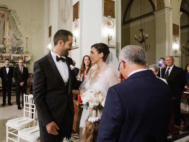 Il matrimonio di Ilario e Fiorella a San Pancrazio Salentino, Brindisi 24