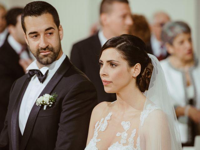 Il matrimonio di Ilario e Fiorella a San Pancrazio Salentino, Brindisi 25