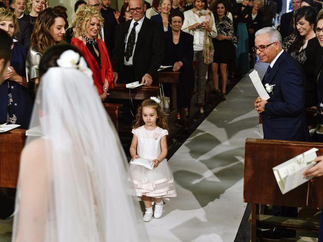 Il matrimonio di Ilario e Fiorella a San Pancrazio Salentino, Brindisi 26