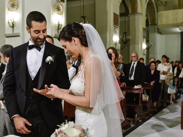Il matrimonio di Ilario e Fiorella a San Pancrazio Salentino, Brindisi 28