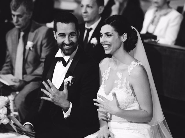 Il matrimonio di Ilario e Fiorella a San Pancrazio Salentino, Brindisi 30