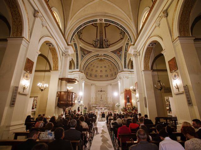 Il matrimonio di Ilario e Fiorella a San Pancrazio Salentino, Brindisi 31