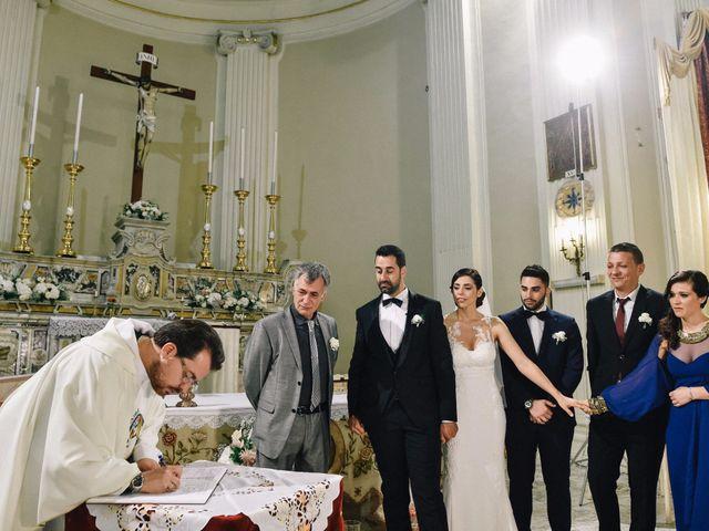 Il matrimonio di Ilario e Fiorella a San Pancrazio Salentino, Brindisi 32