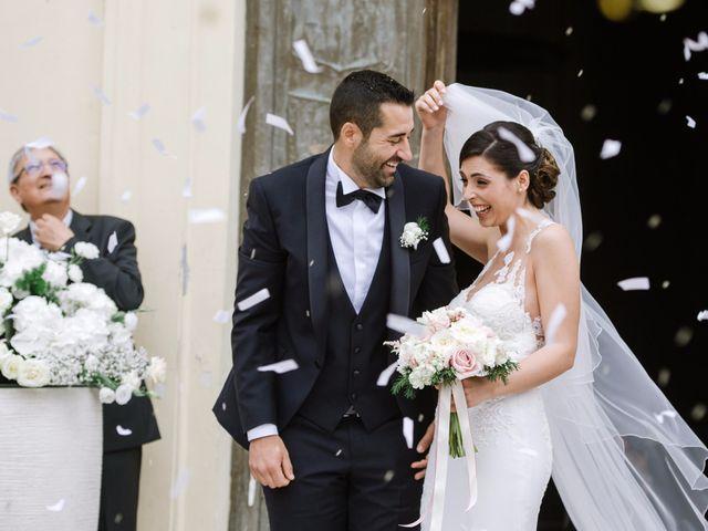 Il matrimonio di Ilario e Fiorella a San Pancrazio Salentino, Brindisi 33