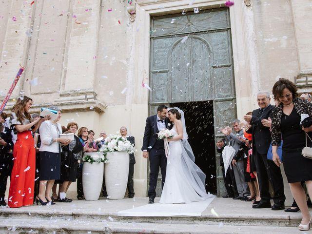 Il matrimonio di Ilario e Fiorella a San Pancrazio Salentino, Brindisi 34