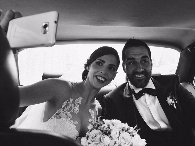 Il matrimonio di Ilario e Fiorella a San Pancrazio Salentino, Brindisi 35
