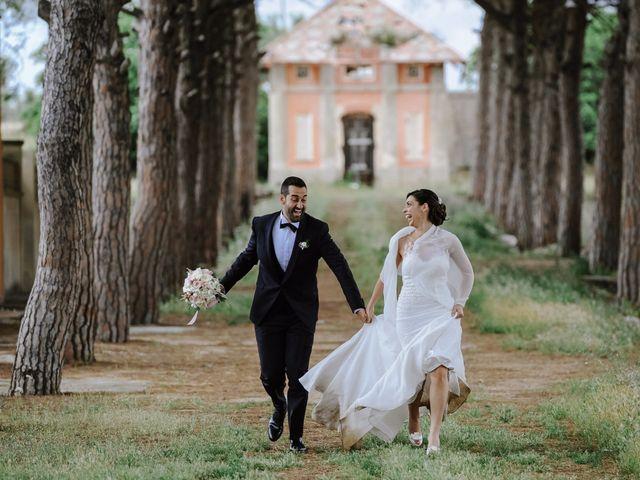 Il matrimonio di Ilario e Fiorella a San Pancrazio Salentino, Brindisi 42