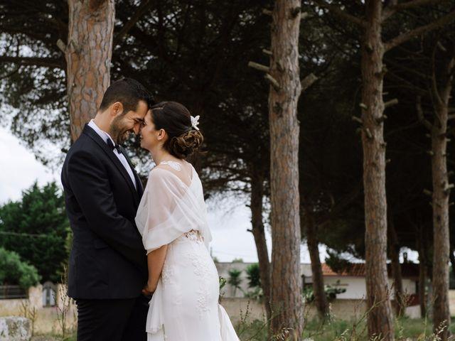 Il matrimonio di Ilario e Fiorella a San Pancrazio Salentino, Brindisi 44
