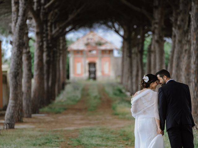 Il matrimonio di Ilario e Fiorella a San Pancrazio Salentino, Brindisi 47