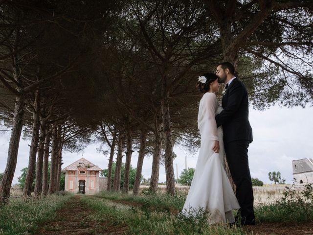 Il matrimonio di Ilario e Fiorella a San Pancrazio Salentino, Brindisi 48