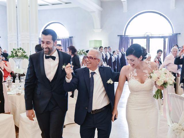 Il matrimonio di Ilario e Fiorella a San Pancrazio Salentino, Brindisi 52
