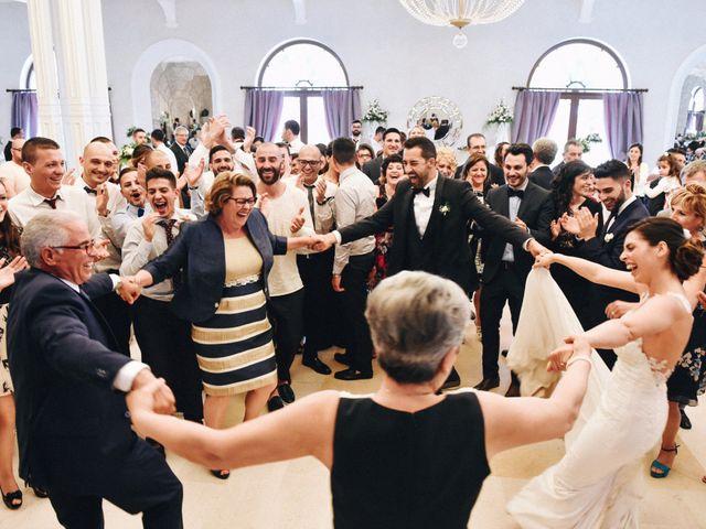 Il matrimonio di Ilario e Fiorella a San Pancrazio Salentino, Brindisi 54