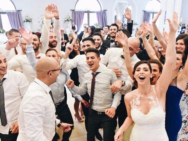 Il matrimonio di Ilario e Fiorella a San Pancrazio Salentino, Brindisi 60