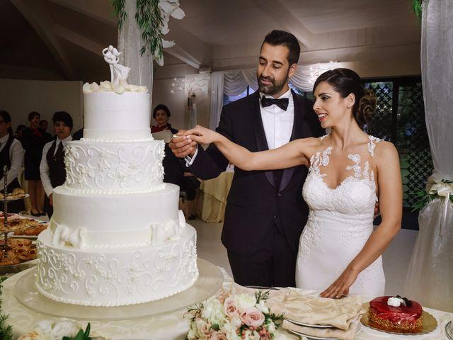 Il matrimonio di Ilario e Fiorella a San Pancrazio Salentino, Brindisi 61
