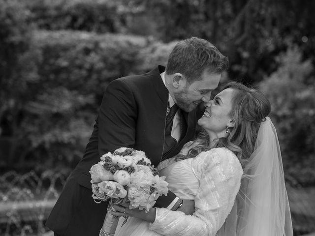 Le nozze di Cristina  e Cataldo