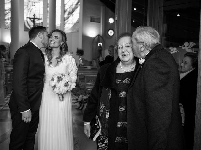 Il matrimonio di Cataldo  e Cristina  a Corato, Bari 20