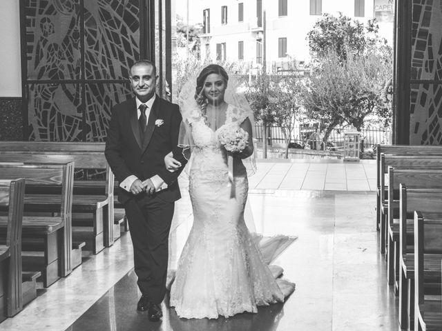 Il matrimonio di Salvatore e Rossella a Pozzuoli, Napoli 12