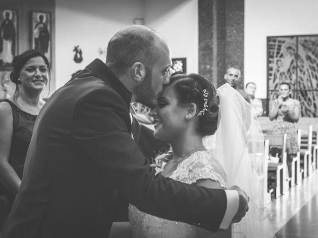 Il matrimonio di Salvatore e Rossella a Pozzuoli, Napoli 13