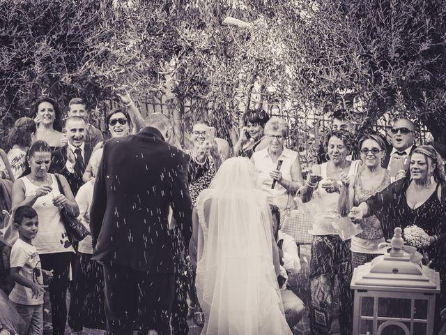 Il matrimonio di Salvatore e Rossella a Pozzuoli, Napoli 16