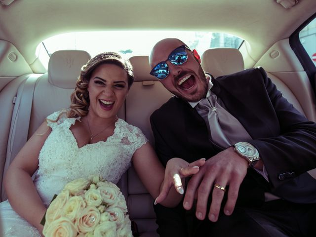 Il matrimonio di Salvatore e Rossella a Pozzuoli, Napoli 17