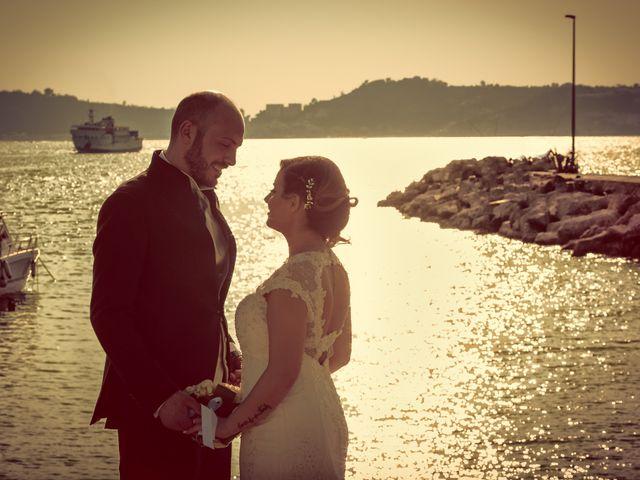 Il matrimonio di Salvatore e Rossella a Pozzuoli, Napoli 18