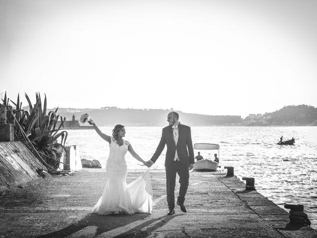 Il matrimonio di Salvatore e Rossella a Pozzuoli, Napoli 23