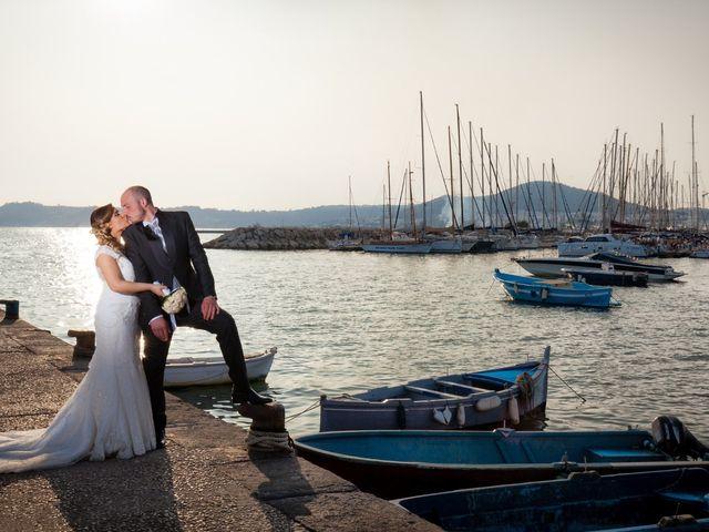 Il matrimonio di Salvatore e Rossella a Pozzuoli, Napoli 2