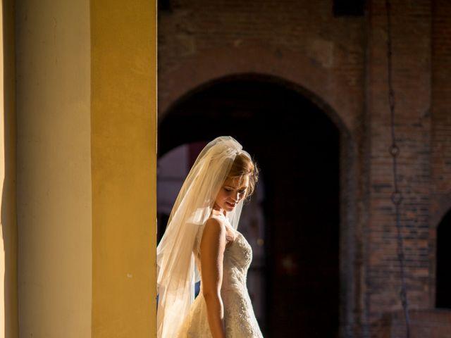 Il matrimonio di Ivan e Alice a Ferrara, Ferrara 8