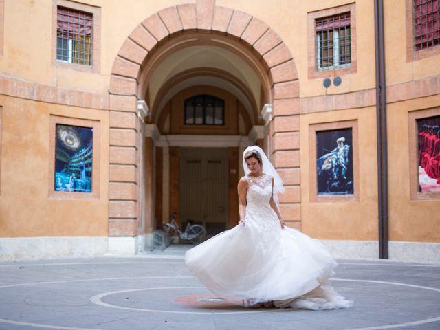 Il matrimonio di Ivan e Alice a Ferrara, Ferrara 11