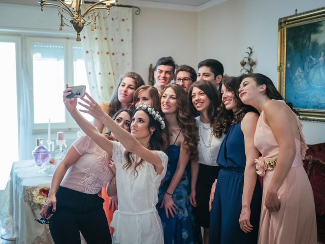 Il matrimonio di Luca e Ninni a Castellammare del Golfo, Trapani 40
