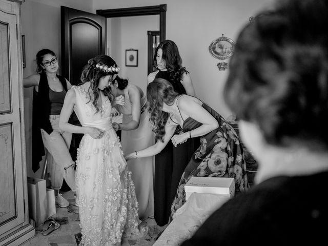 Il matrimonio di Luca e Ninni a Castellammare del Golfo, Trapani 44