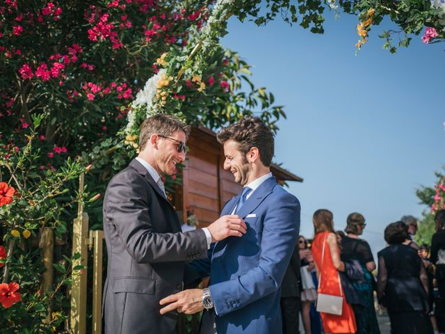 Il matrimonio di Luca e Ninni a Castellammare del Golfo, Trapani 61