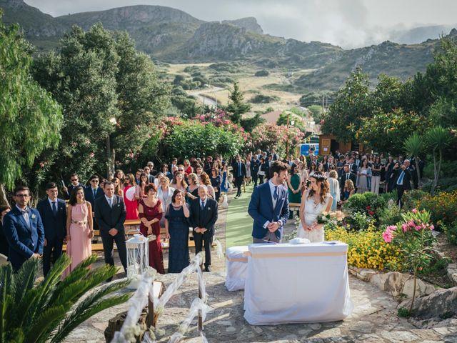 Il matrimonio di Luca e Ninni a Castellammare del Golfo, Trapani 66