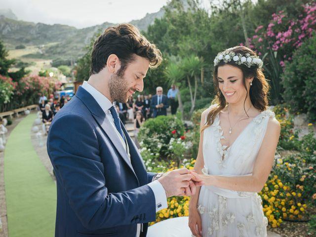 Il matrimonio di Luca e Ninni a Castellammare del Golfo, Trapani 71