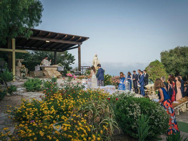 Il matrimonio di Luca e Ninni a Castellammare del Golfo, Trapani 72