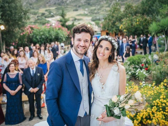 Il matrimonio di Luca e Ninni a Castellammare del Golfo, Trapani 75