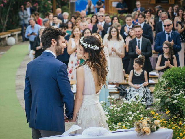 Il matrimonio di Luca e Ninni a Castellammare del Golfo, Trapani 77